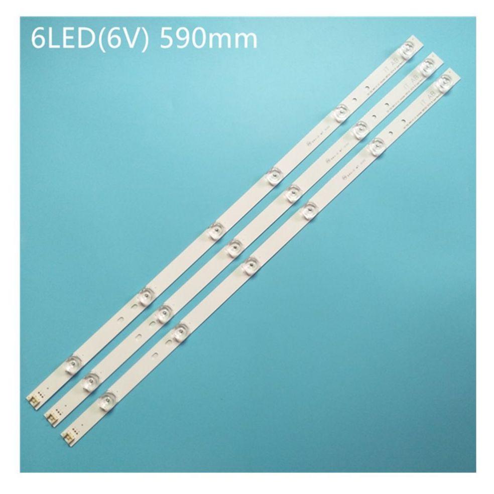 Запасные части для светодиодной подсветки телевизора LG 32LB561U-ZC 32LB561V-ZE 32lb5630-td светодиодная полоса подсветки линейка DRT3.0 32 A B