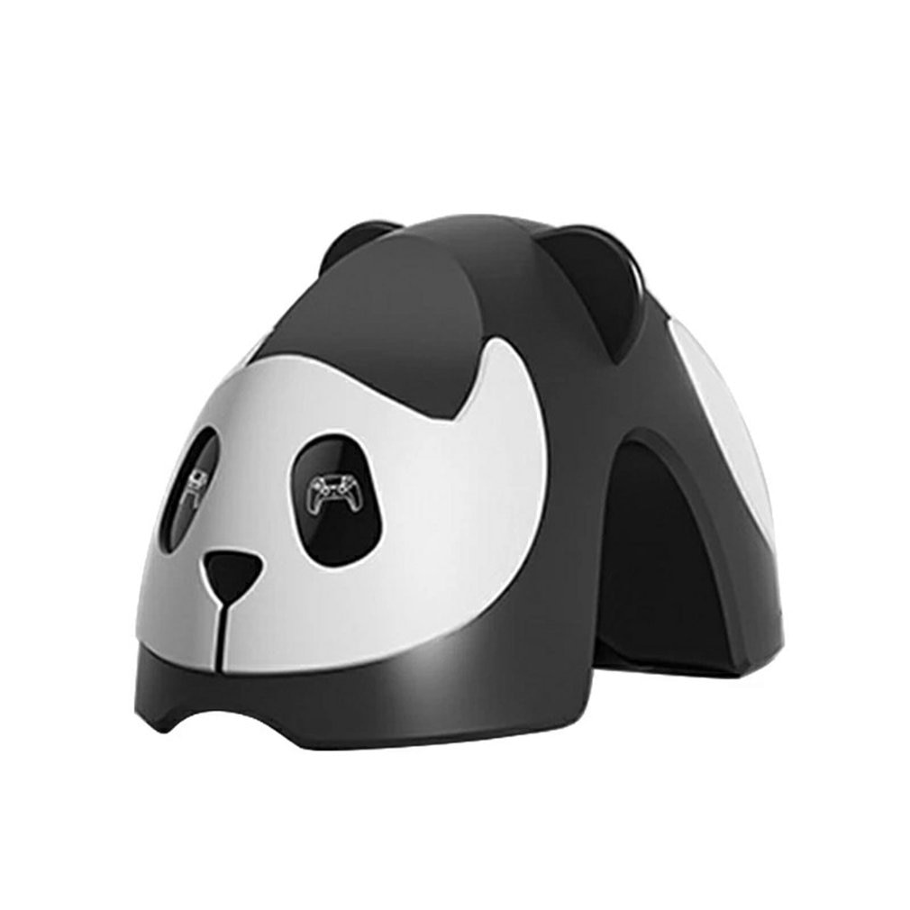 Двойное зарядное устройство док-станция Милая панда контроллер быстрое зарядное устройство Подставка геймпад джойстик зарядная станция д...