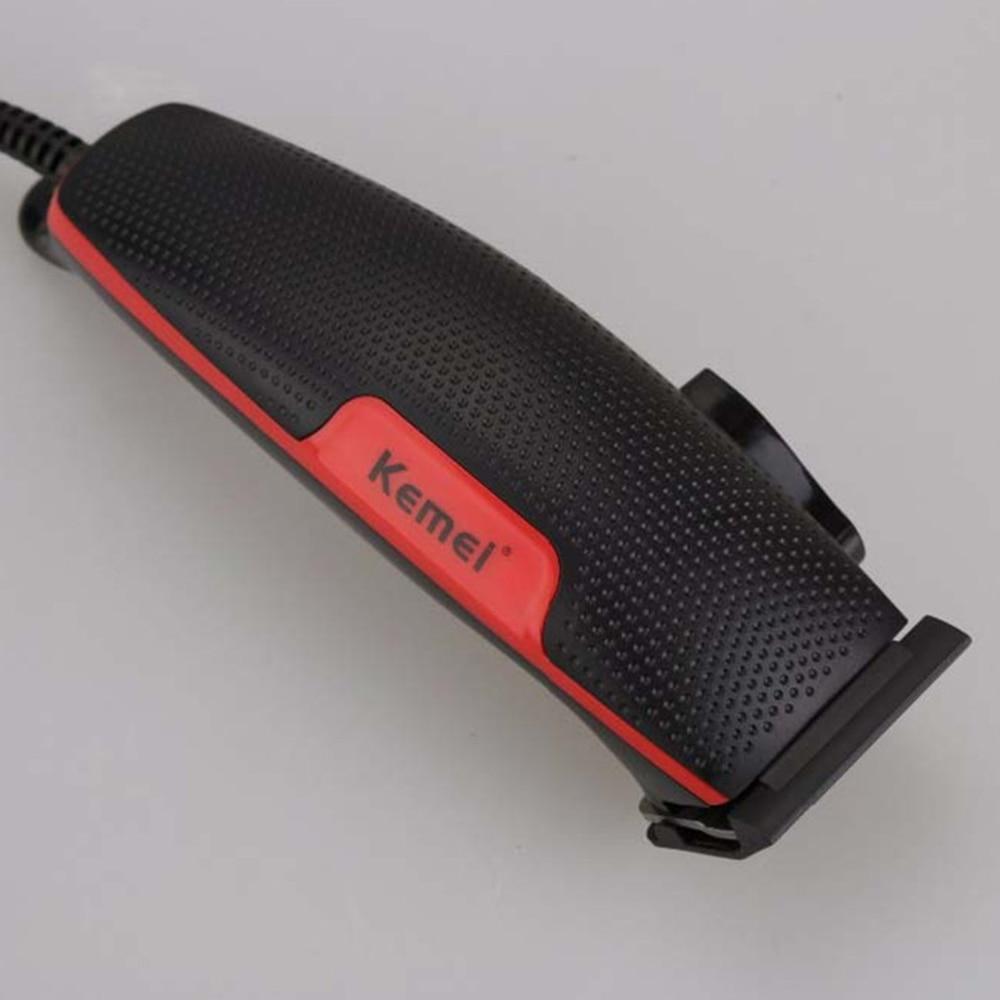Kemel Adjustable Cord Clipper Kamei Haircut Kmei Home Corded Cutter Kemey Keimei Wired Trimmer Kimei Hear Cutting Machine Design enlarge
