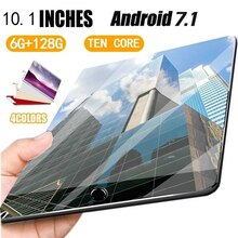 2020 New 10 Inch WiFi Tablet PC Ten Core 4G Network Android 8.0 Buletooth Call Phone Tablet Gifts(RA