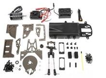 Kit de Conversion de voiture RC pour HPI KM ROVAN 5B 5T 5SC 1/5 alimenté au gaz Baja à moteur électrique sans balais Baja