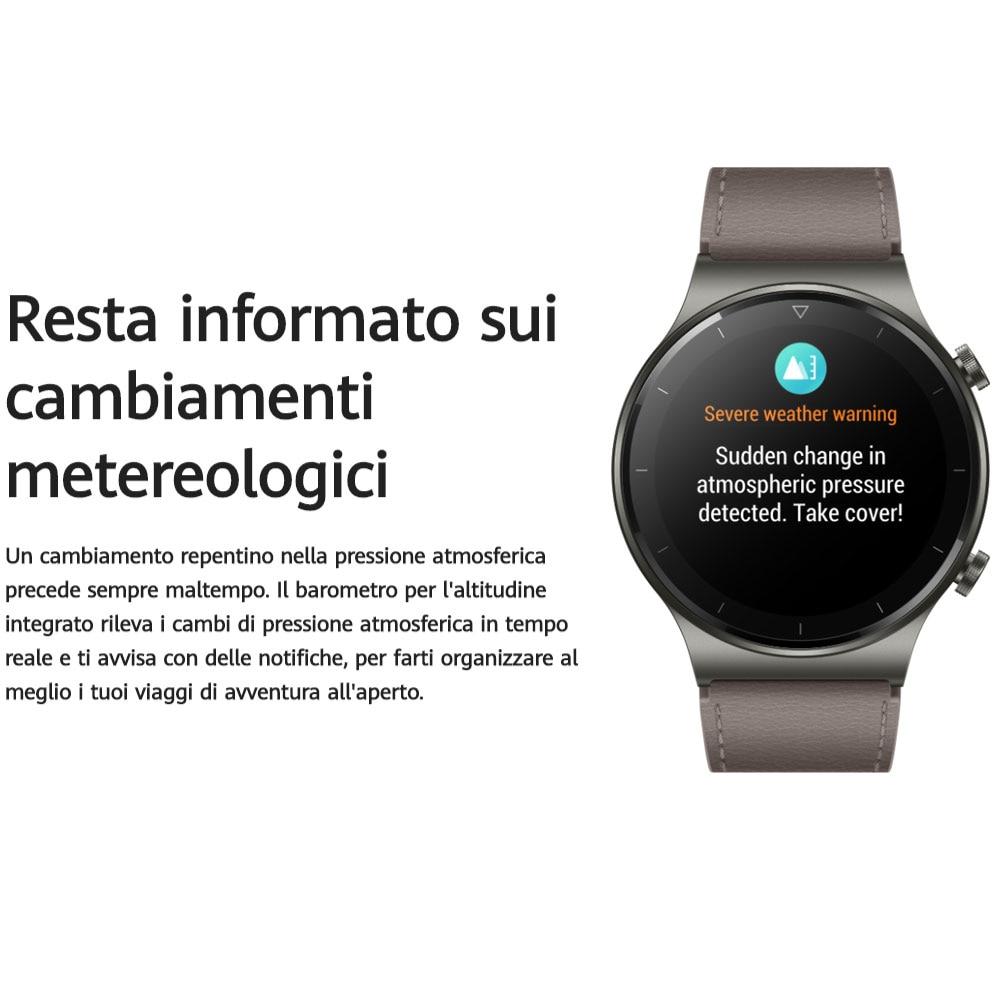 Global Version HUAWEI Watch GT 2 Pro Smart Watch Men Women 14 days Battery Life GPS Blood Oxygen Wireless Charging  GT2 Pro
