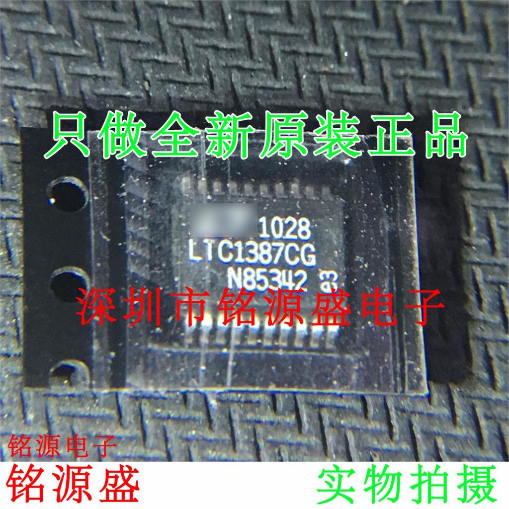 Frete grátis LTC1387CG LTC1387 SSOP20 10PCS