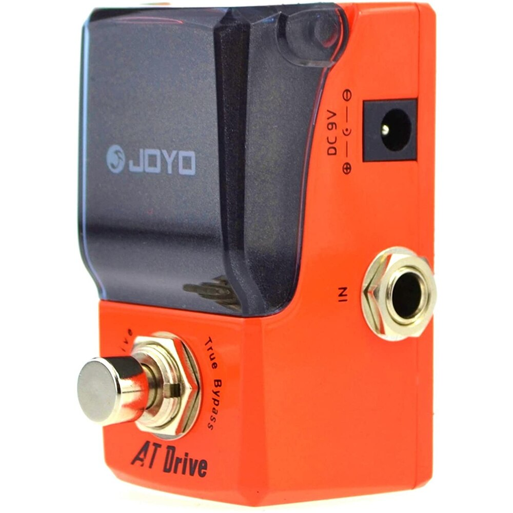 Joyo Jf-305 True Bypass Overdrive Effect Pedal Musical Guitar Pedal Ironman At Drive Electric Overdrive Instruments Guitar Parts enlarge