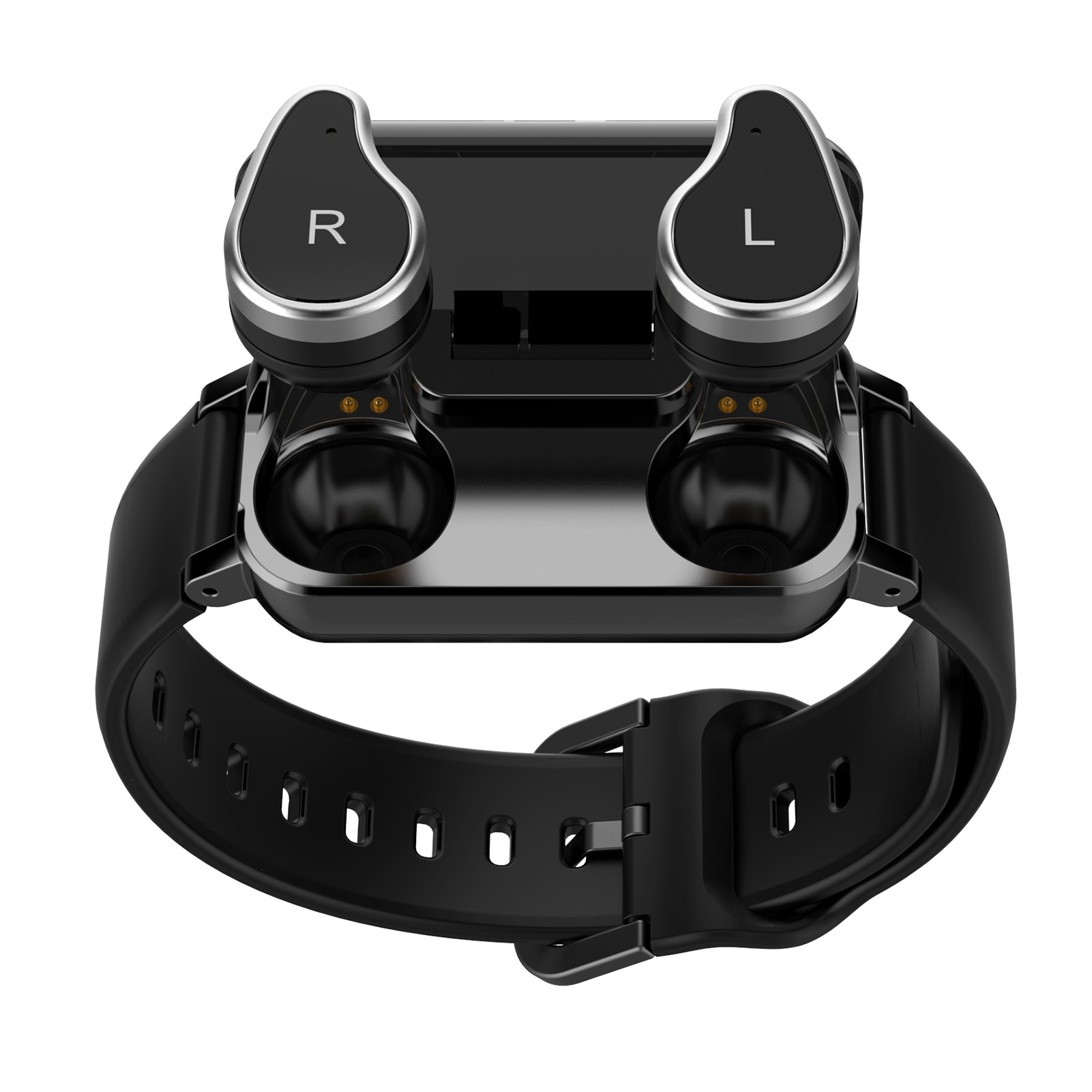 T89 TWS Bluetooth Earphone Smart Watch Touch control Smart Watch IP67 Support  Call music Fitness Bracelet Smart Band enlarge