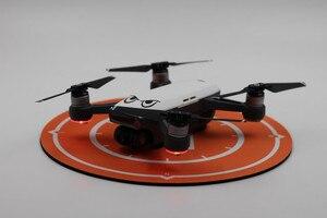 Посадочная площадка для дрона, водонепроницаемый складной бордюр для квадрокоптера Dji Mavic Mini 2 Pro Platinum Air 2 Spark, 56 см