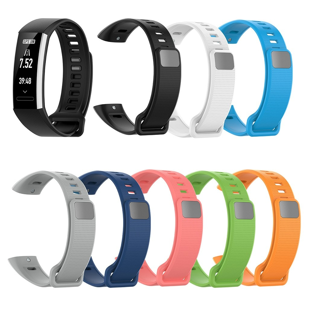 top selling product 2020 Silicone Replacement Band Wrist Strap For Huawei Band 2/Band 2 pro Smart Wa