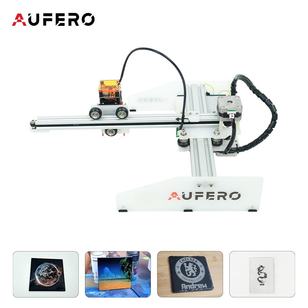 Faith Wholesale Diode Aufero AL1 Desktop Type Laser Marking Engraving Machine CNC Laser Marker Engraving Marking Etching Machine