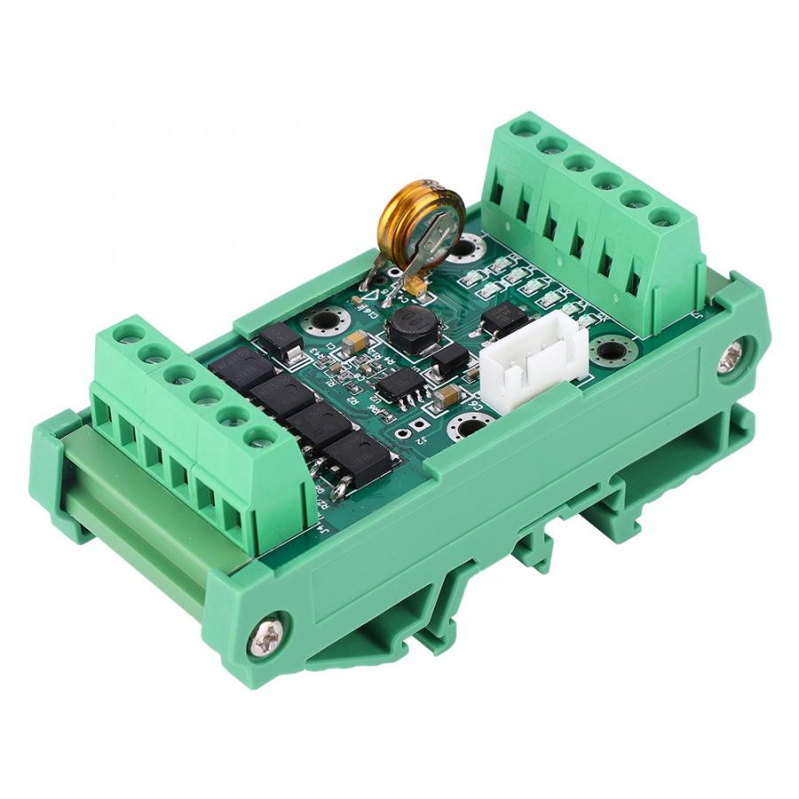 ПЛК Программируемый логический контроллер Лер FX1N-10MT промышленный модуль управления DC10 ~ 24 В 8000 шагов