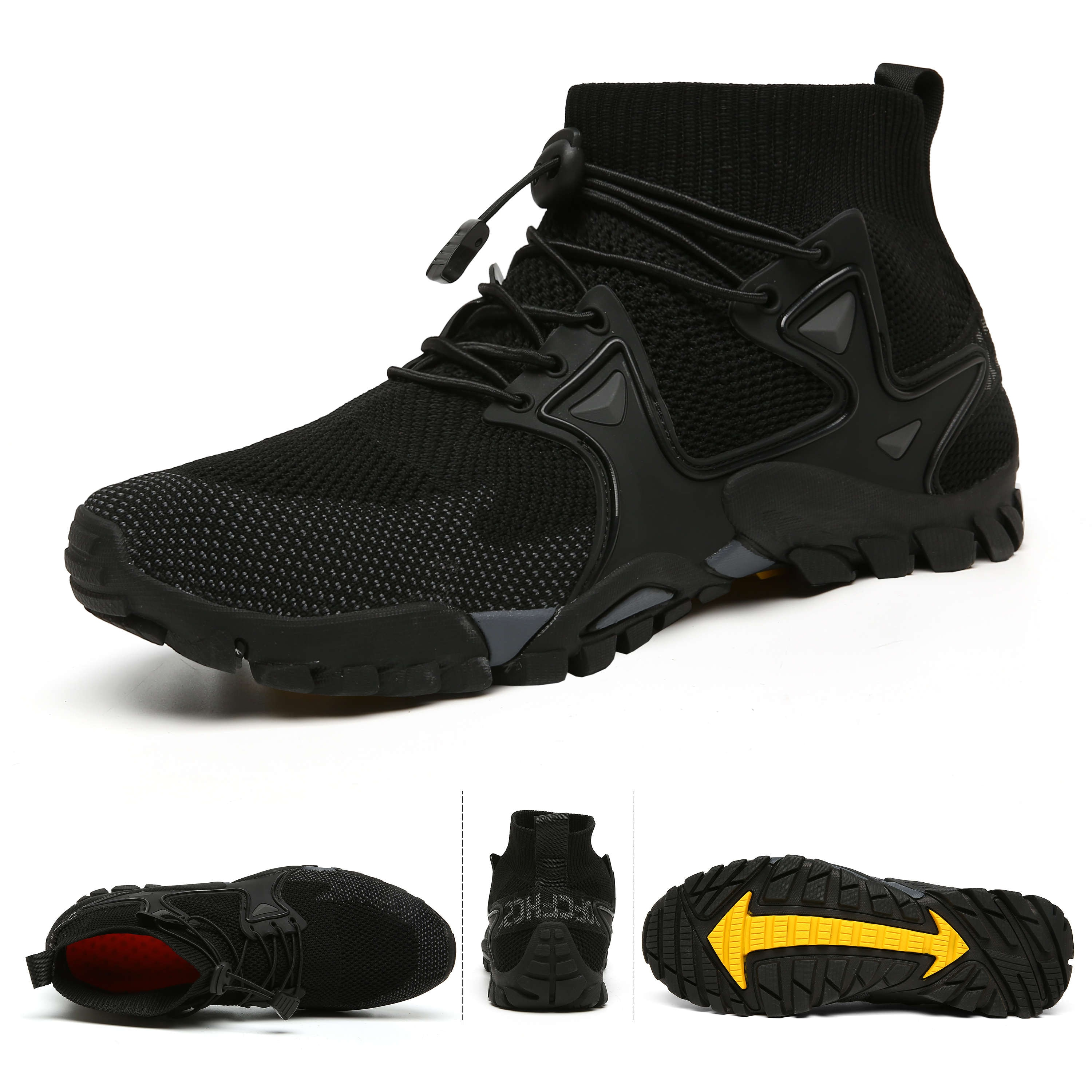 Sport Shoes Man Low Price Men's Running Shoes Hiking Sports Shoes For Male No Laces Summer Men's Sneakers Novelties Tennis Skor