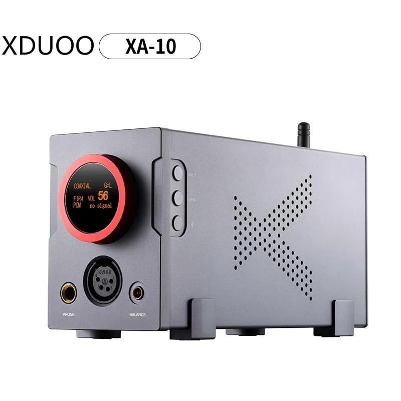 XDUOO XA-10 AK4493 * 2 MQA بلوتوث متوازن DAC و مضخم ضوت سماعات الأذن XA10 DSD512 PCM32bit/768KHZ