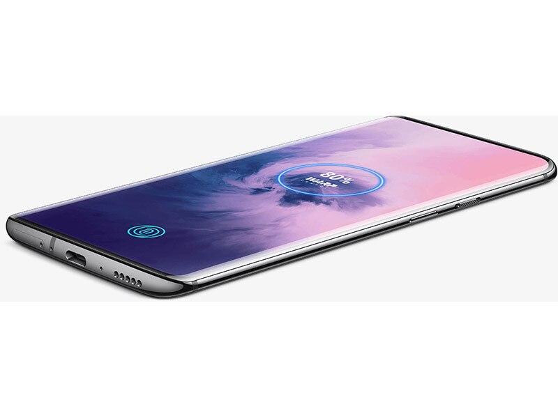 Фото5 - Оригинальный новый смартфон OnePlus 7 Pro с глобальной прошивкой, 12 Гб, 256 ГБ, тройная камера 48 МП, Snapdragon 855, AMOLED экран 6,67 дюйма, телефон NFC