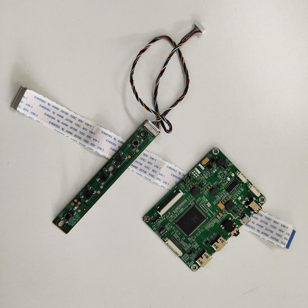 عدة ل B140HAN01.1/B140HAN01.3 LED لوحة تحكم صغيرة 1920x1080 رصد 2 HDMI-متوافق LCD EDP شاشة عرض لوحة صغيرة