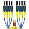 מכונאי Iboot לספירה אנדרואיד טלפון כללי סדרת סופר אתחול קו DC אספקת חשמל כבל טלפון תיקון חוט עם פענוח אבטחה