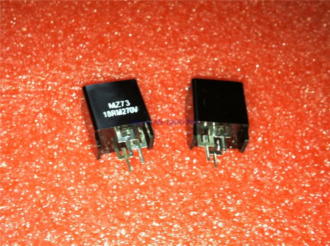 50 unids/lote MZ73 18RM270V 18R tres pies de desmagnetización resistencia TV a MZ7318RM270V MZ73B-18ROM