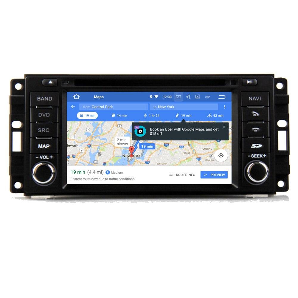 RoverOne S200 Android 8,0 reproductor Multimedia para auto Dodge Avenger 2008 ~ 2012 Autoradio DVD Radio Estéreo navegación GPS Bluetooth
