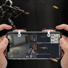 Left+Right PUBG Moible Phone Controller Gamepad Free Fire L1 R1 Trigger Game Pad Grip Joystick For I