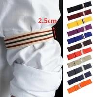 2 5cm elasticated unisex armbands sleeve garter adjustable gift shirt sleeve holder cufflink business wedding groom accessories