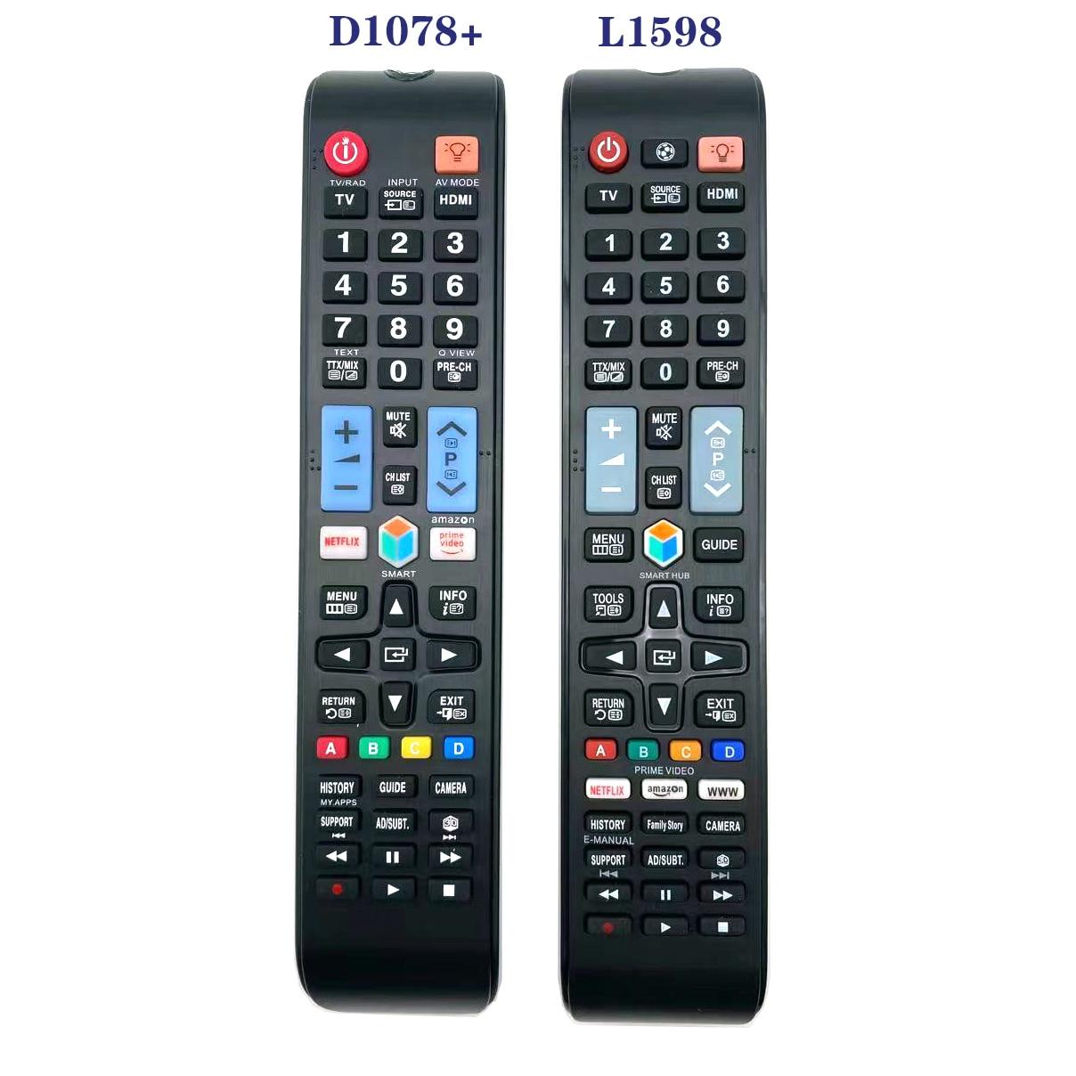 remote control suitable for samsung tv BN59-01198Q UE55JU6465UXX EUE40JU6465UXXE UE32J5505AKXXE UE43J5505AKXXE UE48J5505AKXXE
