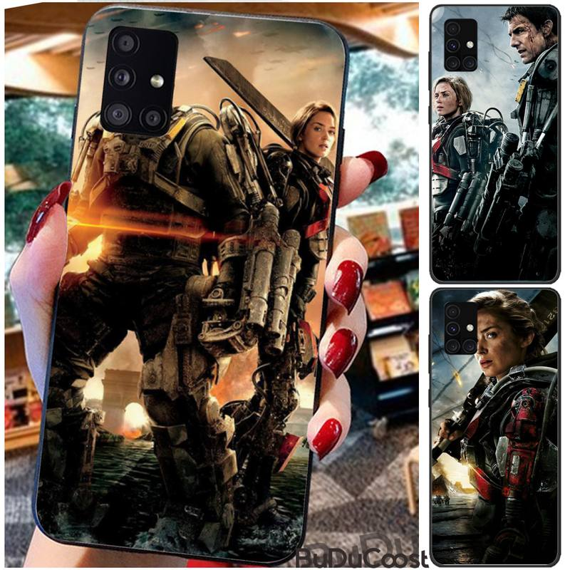 Edge Of Tomorrow Phone Case For For Samsung Galaxy A10 A20 A30 A40 A50 70 A10S 20S A2 Core C8 A30S A50S A31