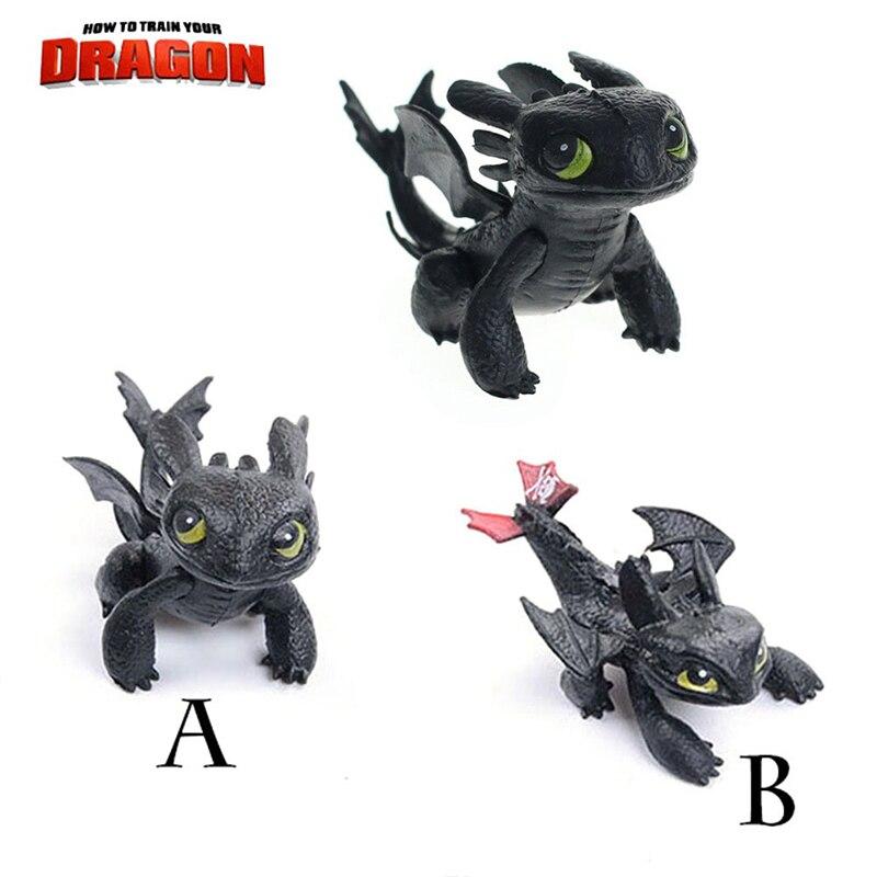 SPIN MASTER acción juguete figuras cómo entrenar a tu dragón 2 Blackbirds sin dientes Nightingale muñeca modelo de juguete para niños regalo