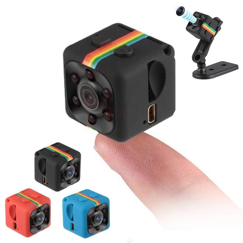 Mini Camera Infrared Night Version Micro Camera DVR Motion Sensor Cam Video Recorder Secret Cam Reco