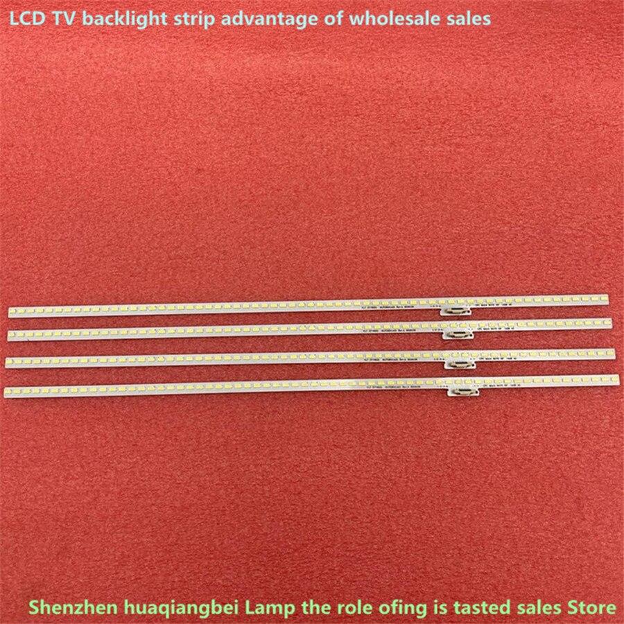 جديد 4 قطعة/المجموعة 64LED LED شريط إضاءة خلفي لسوني KDL-60W850B KDL-60W855B سوني KDL-60W840B YLT SYV6031 00.P2B01GA01 61.P2B05G002