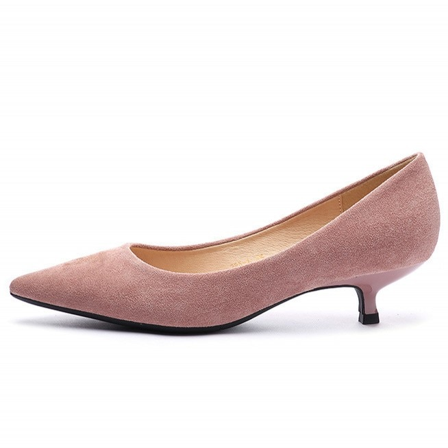 New 2021 Summer Spring Women Shoes Pointed Toe Pumps Leisure Dress Thin High Heels Wedding Mujer Sexy Pumps Shoes O0088