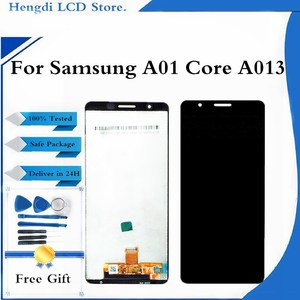 LCD For Samsung A01 Core Display A013F A013G LCD Display Touch Screen Digitizer Assembly Replacement SM-A013G A013M/DS