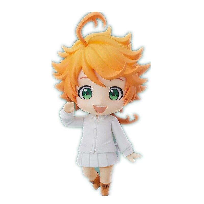 The Promised Neverland Figure Emma Figure Anime Chibi Figure PVC Action Model Toys Anime Figure