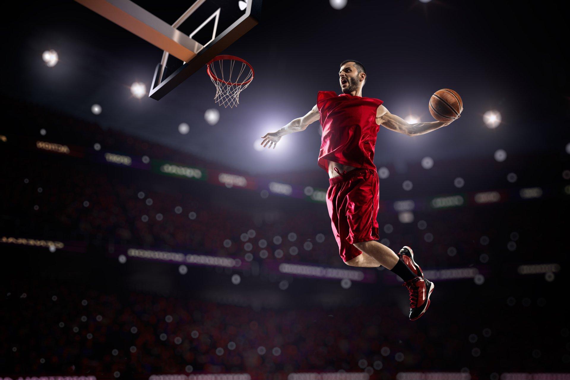 Kits de arte JMINE Div 5D para baloncesto, deportes, luz completa de diamante, pintura de punto de cruz, retrato de alta calidad, pintura 3D de diamantes