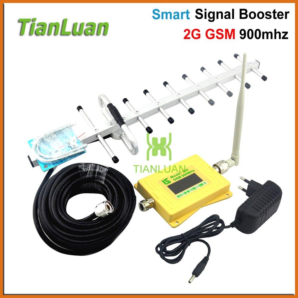 Tianluan descuento Gsm 900mhz repetidor señal de refuerzo mejora de órgano Terminal inalámbrico fijo Wifi gsm fijo inalámbrico