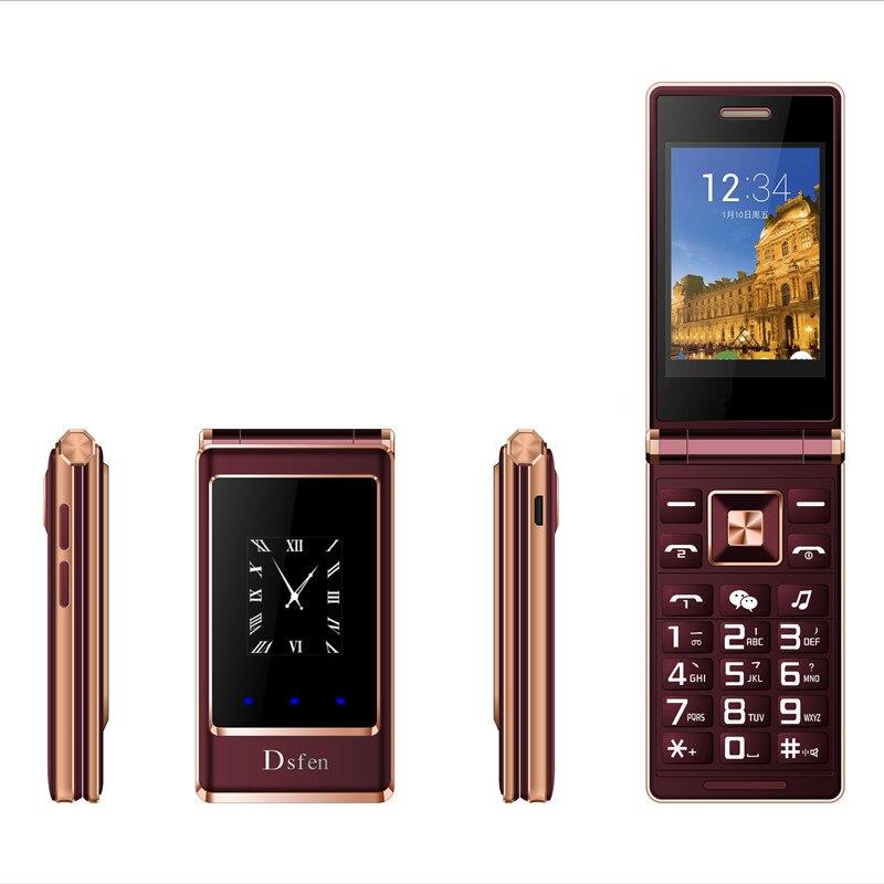 سماعة رأس مجانية الوجه المزدوج شاشة الهاتف دعم لوحة مفاتيح روسية رخيصة كبار اللمس الهاتف المحمول الأكبر صدفي PK TKEXUN G10