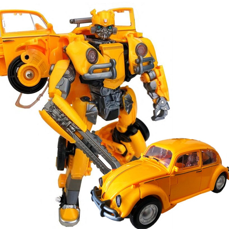 BMB H6001 H6001-3 SS18 MP Transformation Robot Movie Anime Figure Model Deformable Robot Car OP Commander Plastic Toy
