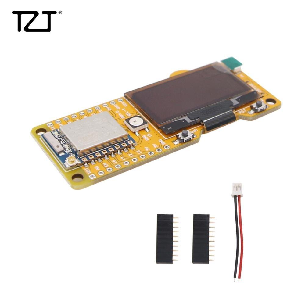 TZT DSTIKE WiFi Deauther OLED MiNi ESP8266 WIFI carte de développement OLED