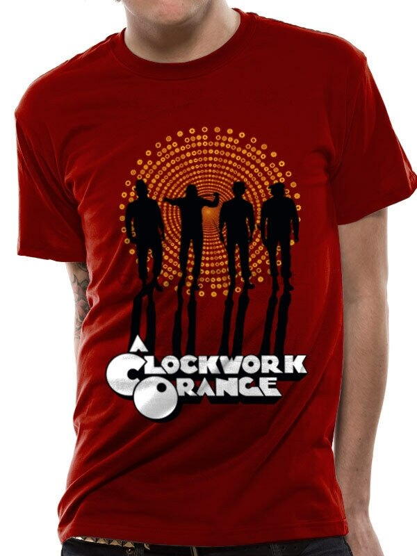3063 Gang T-Shirt A Clockwork Orange Korova Milk Bar Moloko Vellocet Ultra Viole
