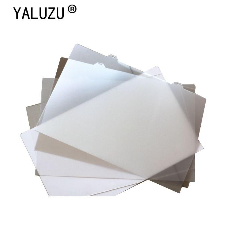 YALUZU جديد لماك بوك اير A1370 A1465 A1369 A1466 A1398 A1502 A1534 شاشة LED LCD عرض الخلفية الخلفية ورقة عاكسة الخلفية