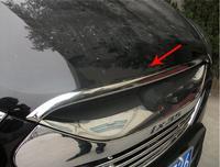 ABS Chrome Front Grille Around Trim Racing Grills Trim For 2010-2012 Hyundai ix35