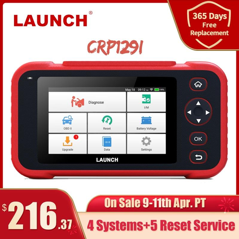 LAUNCH X431 CRP129i Professional OBD2 Automotive Scanner SAS SRS EPB Oil Reset OBD 2 Car Diagnostic Tool EOBD LAUNCH Scanner