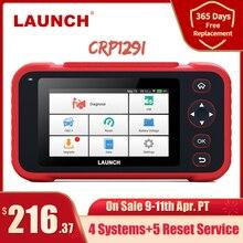 LAUNCH X431 CRP129i Профессиональный Автомобильный сканер OBD2 SAS SRS EPB сброс масла OBD 2 Автомобильный диагностический инструмент EOBD Запуск сканер