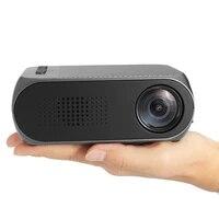 Projecteur LED Full HD 1080P sans fil intelligent Portable projecteur multimedia maison Mini projecteur lecteur video famille theatre cinema