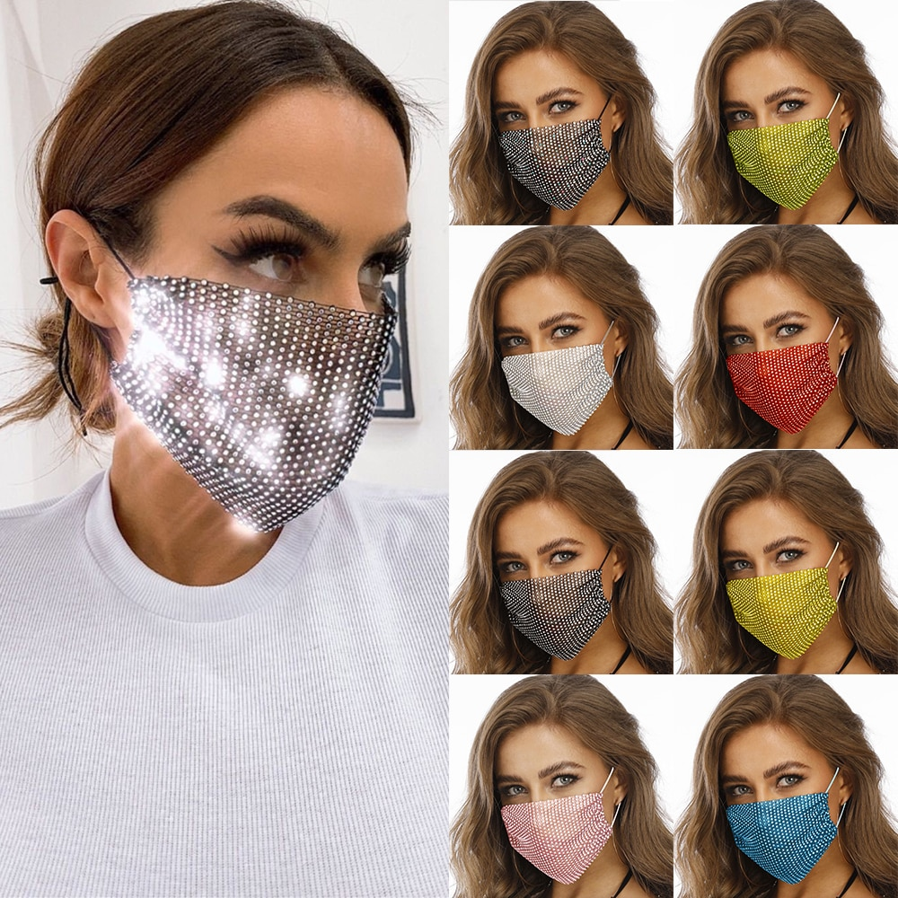 Блестящий-цветной-кристалл-покрытие-лицо-ювелирные-изделия-эластичная-маска-для-лица-Декор-блестящие-стразы-вечерние-подарок-ночной-клуб