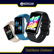 New Zeblaze Meteor Fitness and Wellness Tracker Large Color Screen with SpO2 Heart Rate and more 14