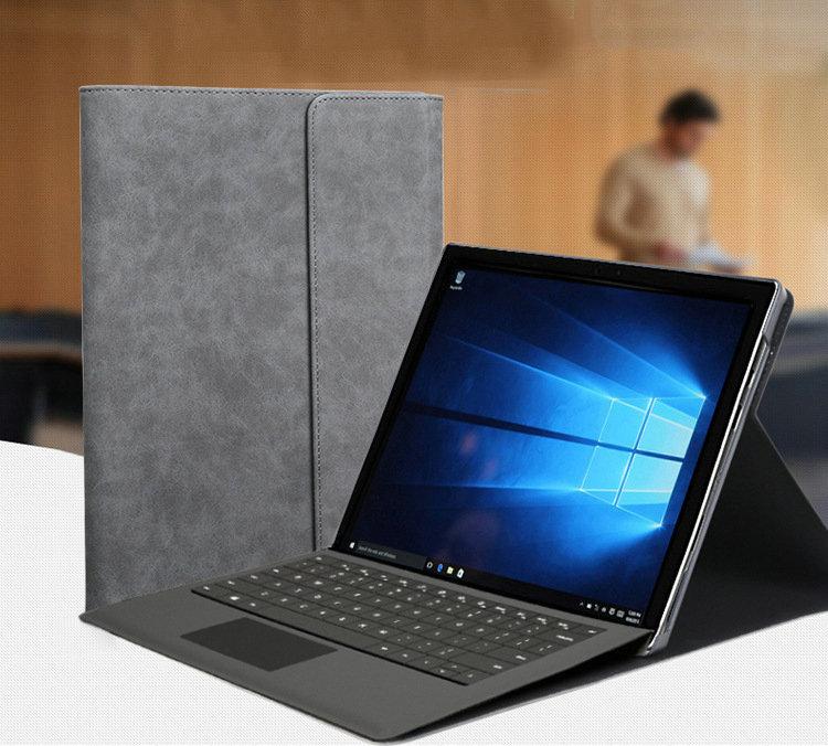 Estojo para laptop 12 12.3 Polegada pc, caixa de computador notebook para superfície pro 4/5 3 gohl00019