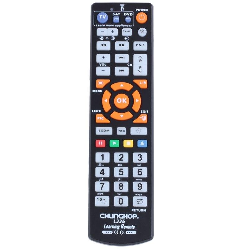 Hot-chunghome L336 copia controlador de mando a distancia inteligente con función de...