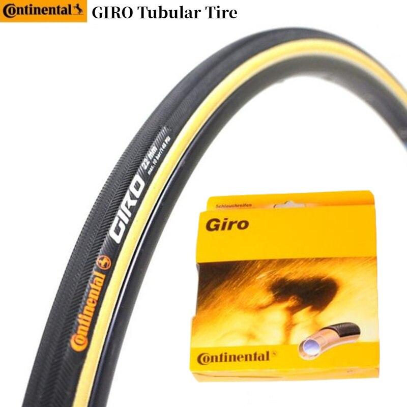 "Continental Giro Tubular Tire 28""x22mm Road Bicycle Folding Tires Bike Tire"
