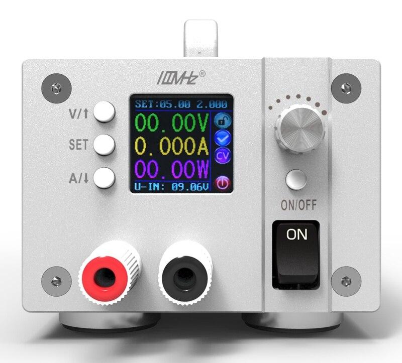 Цифровой блок питания для мобильного телефона DPS5005 50V5A, высокая точность, постоянное напряжение, постоянный ток