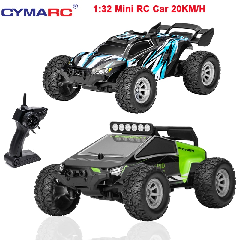 1:32 Mini High Speed 20km/h RC Car Dual Speed Adjustment Indoor Mode/ Professional Mode Travel Off-R