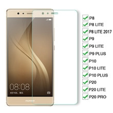 3D Protective Glass On The For Huawei P8 P9 P10 P20 Lite Screen Protector For Huawei P20 Pro P9 P10