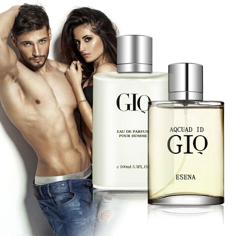 Perfume de 100ml para hombres Fragancia ligera duradera y atractiva para mujeres...